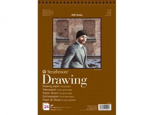 Strathmore 400 Drawing paper Bögen 163g