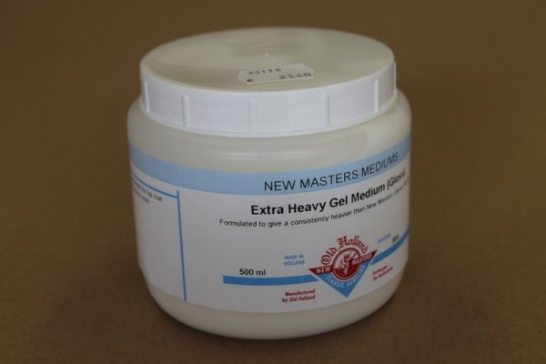 Old Holland New Masters Extra Heavy Gel Medium 500ml