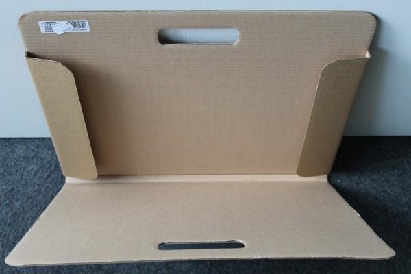 Faltmappe Carton Case braun (9045)