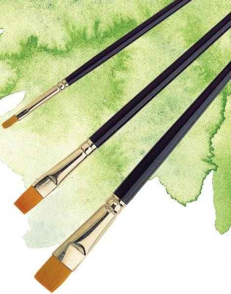 Elco Pinsel Aquarell SET mit Bambus Matte 5004 3770