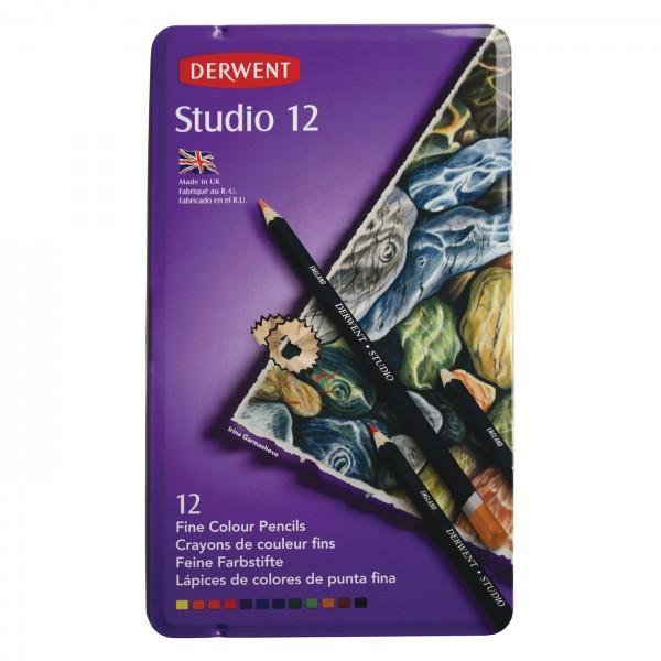 Derwent Studio Set