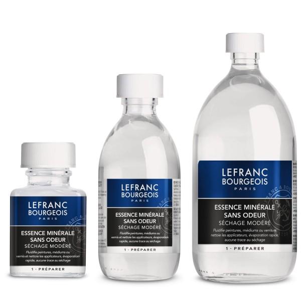 Lefranc & Bourgeois Verdünnungsmittel (geruchslos)