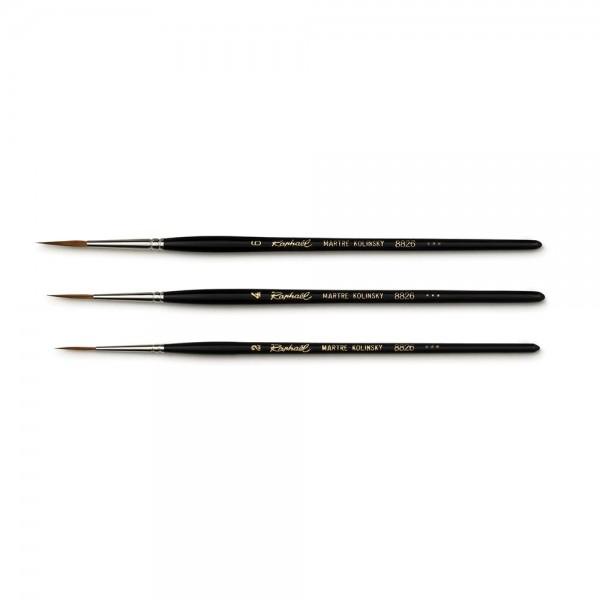 Raphael Aquarellpinsel Design 8826