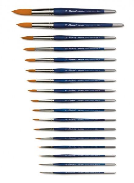 Raphael Hobbypinsel Kaerell Bleu 8204