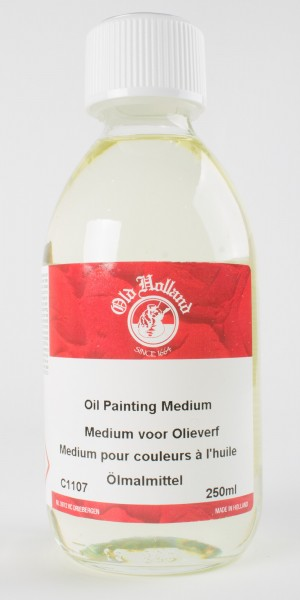 Old Holland Oil painting medium C1107