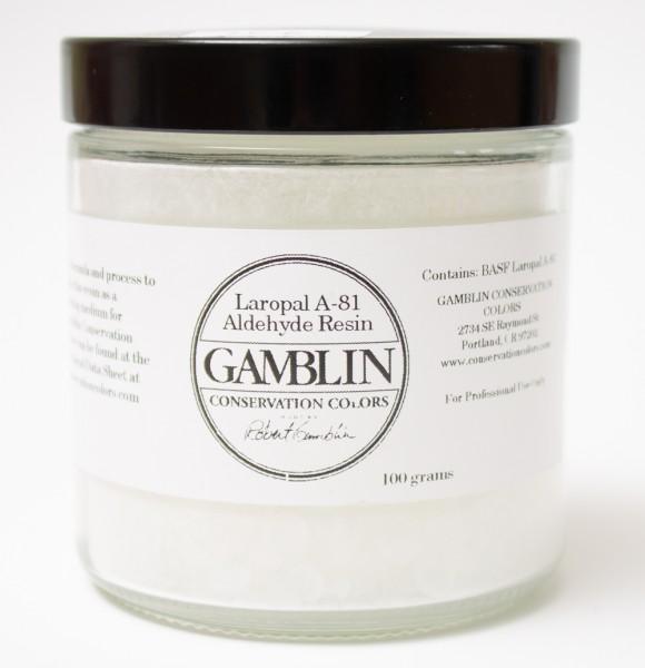 Gamblin Laropal A81 Aldehyde 100g