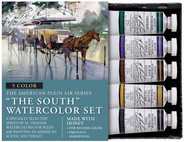 M. Graham & Co. Watercolour Set