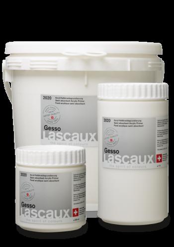 Lascaux Gesso Grundiermittel (2020)