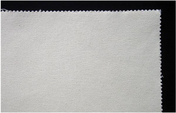 Ungrundierte Baumwolle Panama 422g, 2,15m breit, Nr.18584