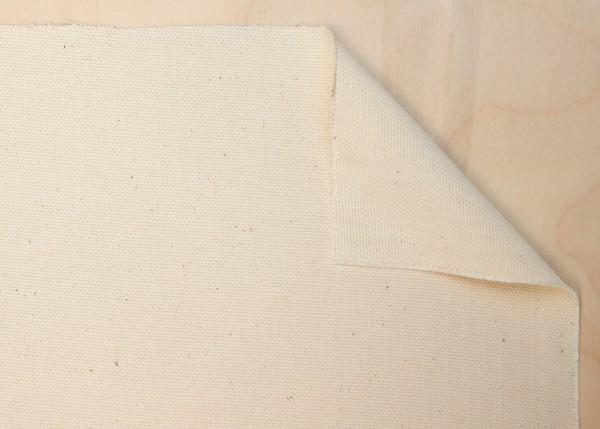 Unprimed cotton panama weave 370 g/ m², 3.10 m width, No. 16