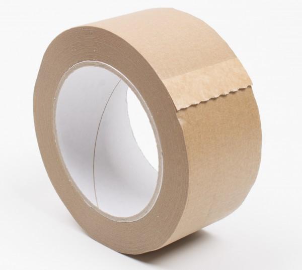 Braunes Papierklebeband - GS Hightack 111V0 ECO 50mm 50m