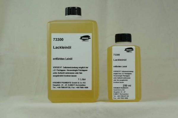 Kremer Lackleinöl (73300)