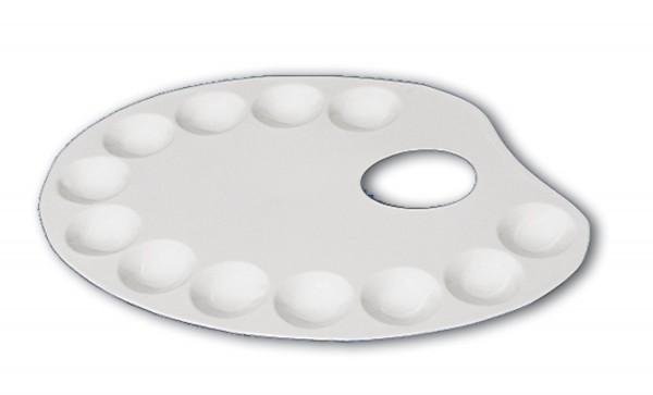 Vang Palette Aluminium oval
