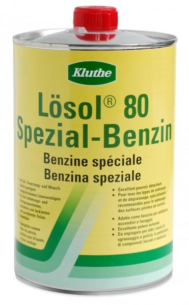 Kluthe Spezial-Benzin Lösol 80 1l