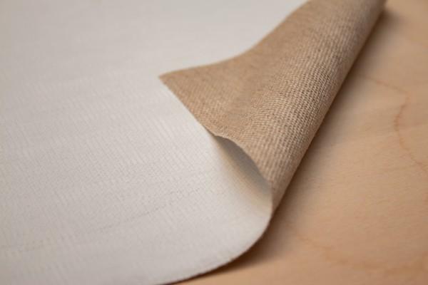 Grundiertes Leinen BACCO 310g, 2,10m breit, Nr.2403