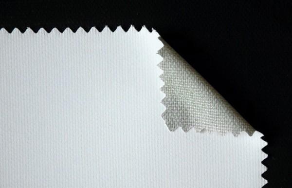 primed cotton 370g/m², 2.10 m width, medium-fine, No. 18516