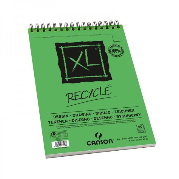 Canson Spiral-Skizzenblock XL RECYCLÉ