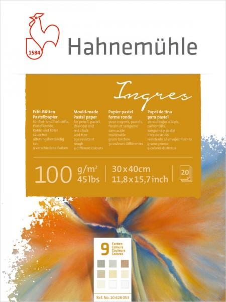 Hahnemühle Echt-Bütten Ingrespapier 100g/m² 20 Blatt