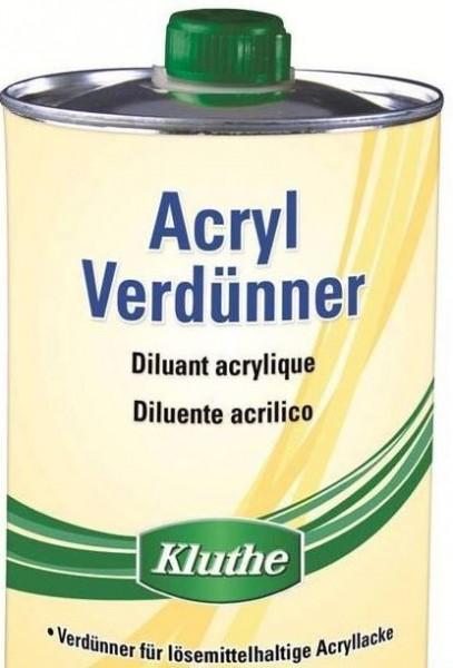 Kluthe Acryl Verdünner 1l