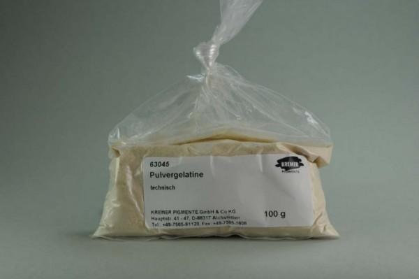 Kremer Pulvergelatine (63045)
