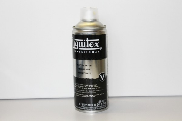 Liquitex Spray Firnis