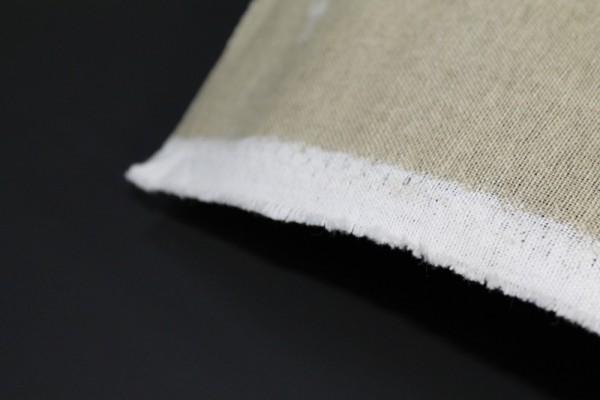 black primed cotton Notte 360 g/m², 2.10 m width, medium- coarse, No. 4200