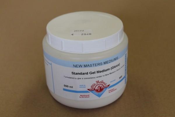 Old Holland New Masters Standard Gel Medium 500ml