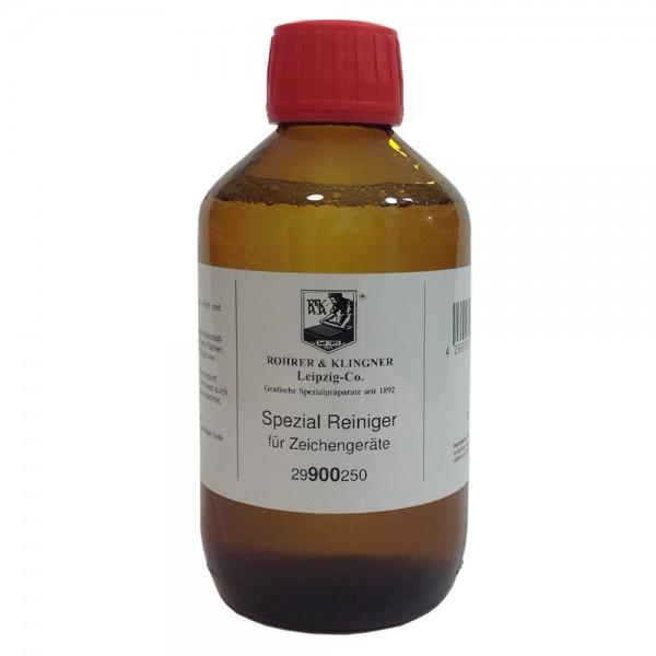 Rohrer & Klingner Spezial Reiniger für Zeichengeräte 250 ml