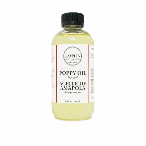 Gamblin Poppy Oil