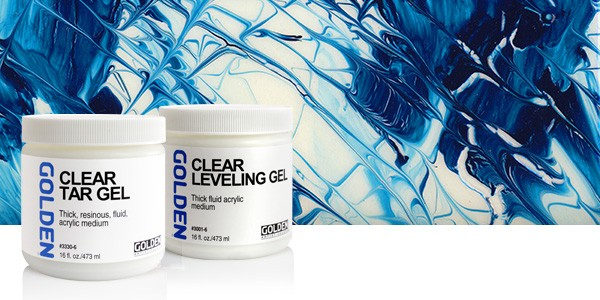 Golden Clear Leveling Gel (3001)