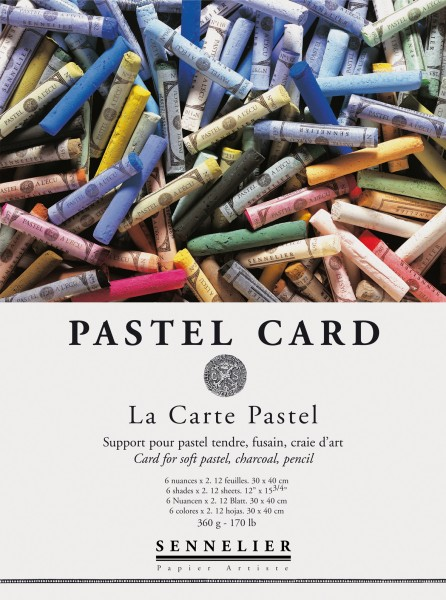 Sennelier Pastel Card Blöcke