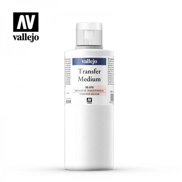 Vallejo Transfer Medium .478 200ml