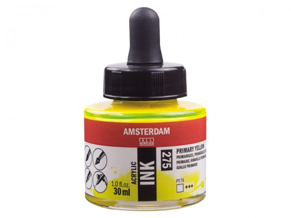 Royal Talens Amsterdam Acrylic Ink 30ml