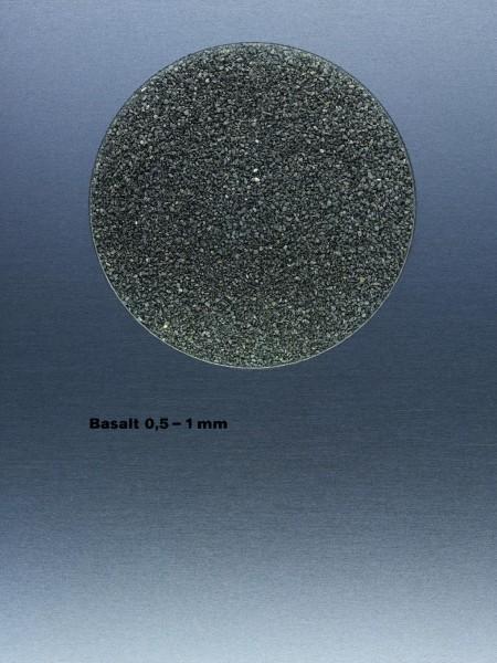 Kremer Basalt schwarz, Sand (47328) 1kg