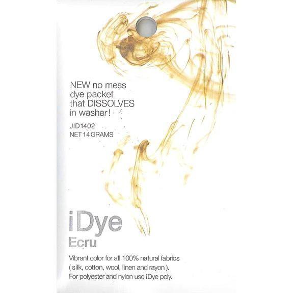 Jacquard iDye Textilfarbe Naturstoffe