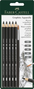 Faber-Castell Graphite Aquarelle Set