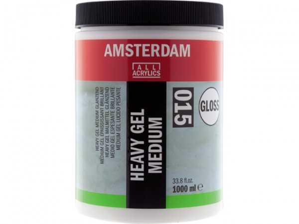 Royal Talens Amsterdam Heavy Gel Medium ( 015 und 020 )
