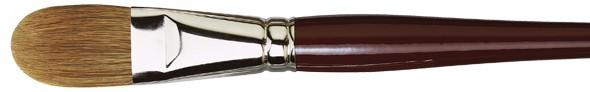 Da Vinci RINDSHAARPINSEL Ölmalpinsel serie 1865
