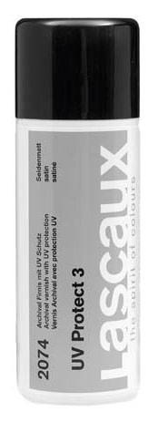 Lascaux UV-Protect 3 Seidenmatt Firnis 400ml (2074)