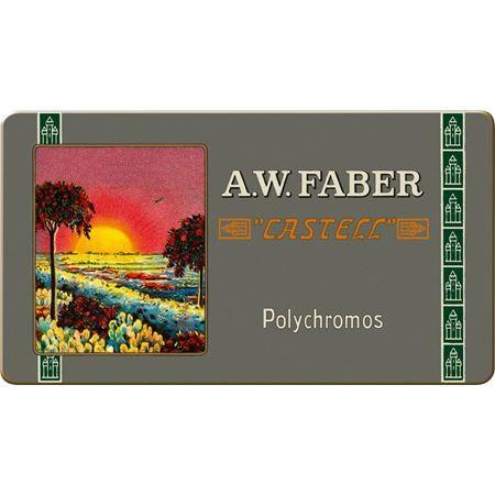 Faber-Castell Farbstift Polychromos 12er Etui 111 Jahr