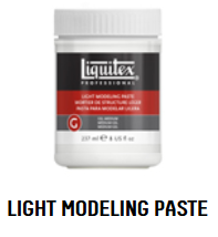 Liquitex - Light Modeling Paste