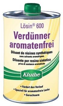 Kluthe Verdünner aromatenfrei Lösin 600