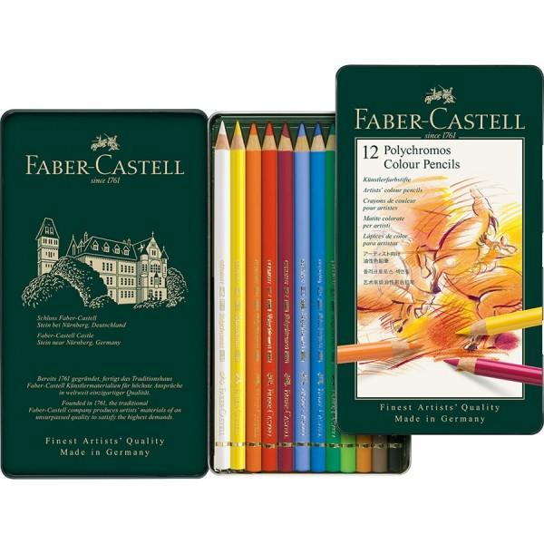 Faber-Castell Polychromos Set