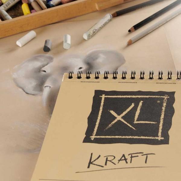 Sketching Paper XL KRAFT