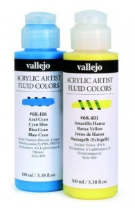 Vallejo Fluid Acrylic 100ml